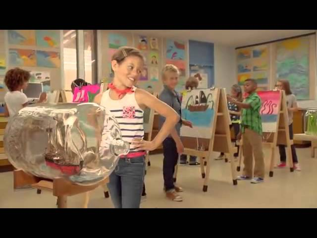 Alex or Alexandra at School – Old Navy TV Commercial